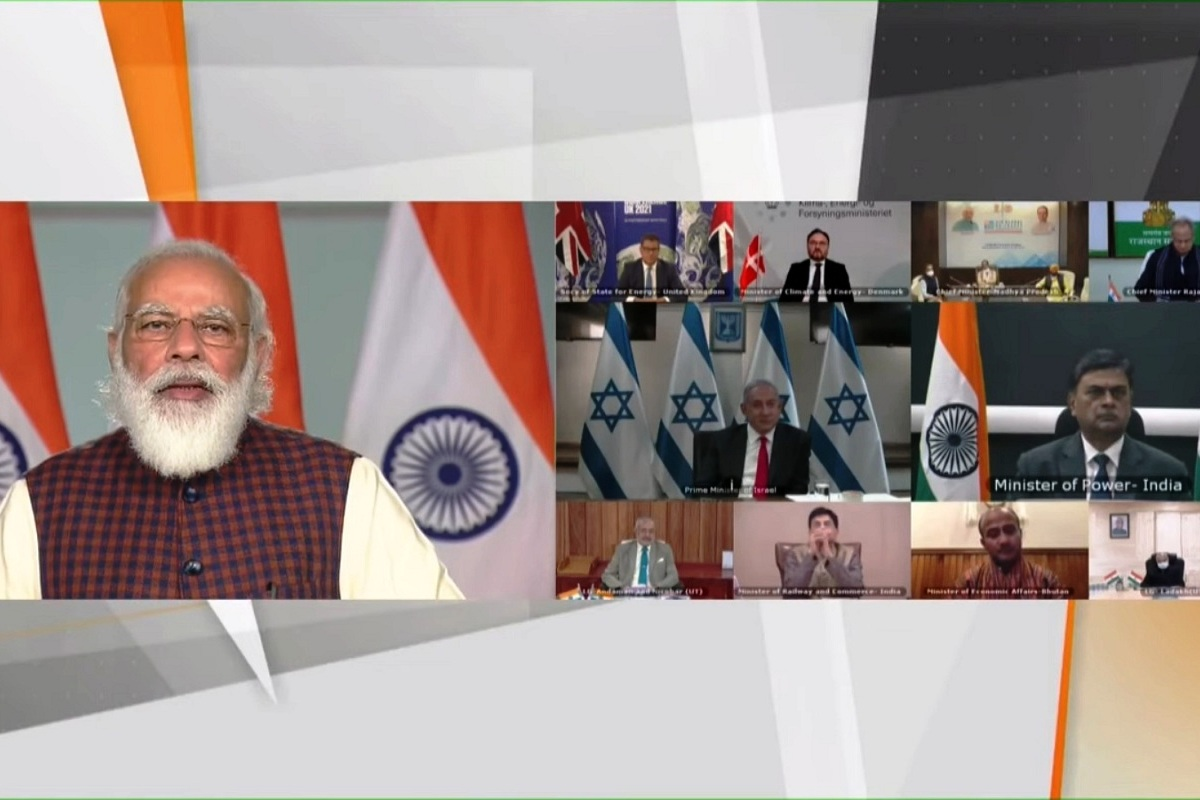 PM Modi, India, green energy, 3rd Global Renewable Energy Investment Meeting and Expo, RE-Invest 2020, Narendra Modi