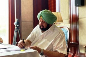 Punjab CM writes to Nadda over suspension of goods trains