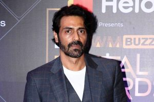 Arjun Rampal arrives at NCB office in Mumbai in connection with drugs probe