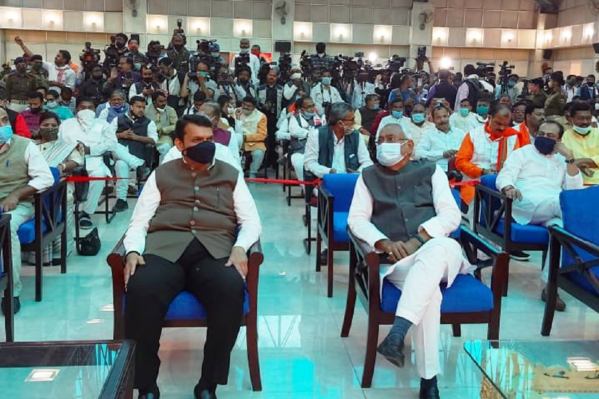 Nitish Kumar, Bihar, ADR, JDU, BJP, HAM, NDA, Grand Alliance, Mahagathbandhan, RJD, Tejashwi Yadav, Congress, Tarkishore Prasad, Renu Devi
