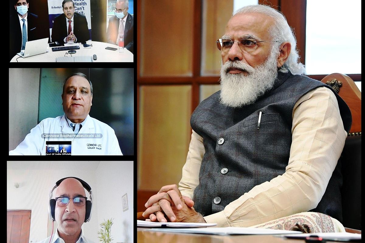COVID-19 vaccine, Narendra Modi, COVID-19, COVID