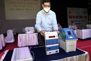 EVMs vulnerable to hacking, return to ballot paper seeks plea in SC