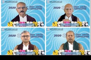 IIT Roorkee organizes Annual Convocation 2020 virtually, 1889 students conferred degrees