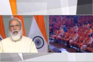 PM Modi addresses 51st convocation of IIT Delhi, urges graduates to recognize needs of country
