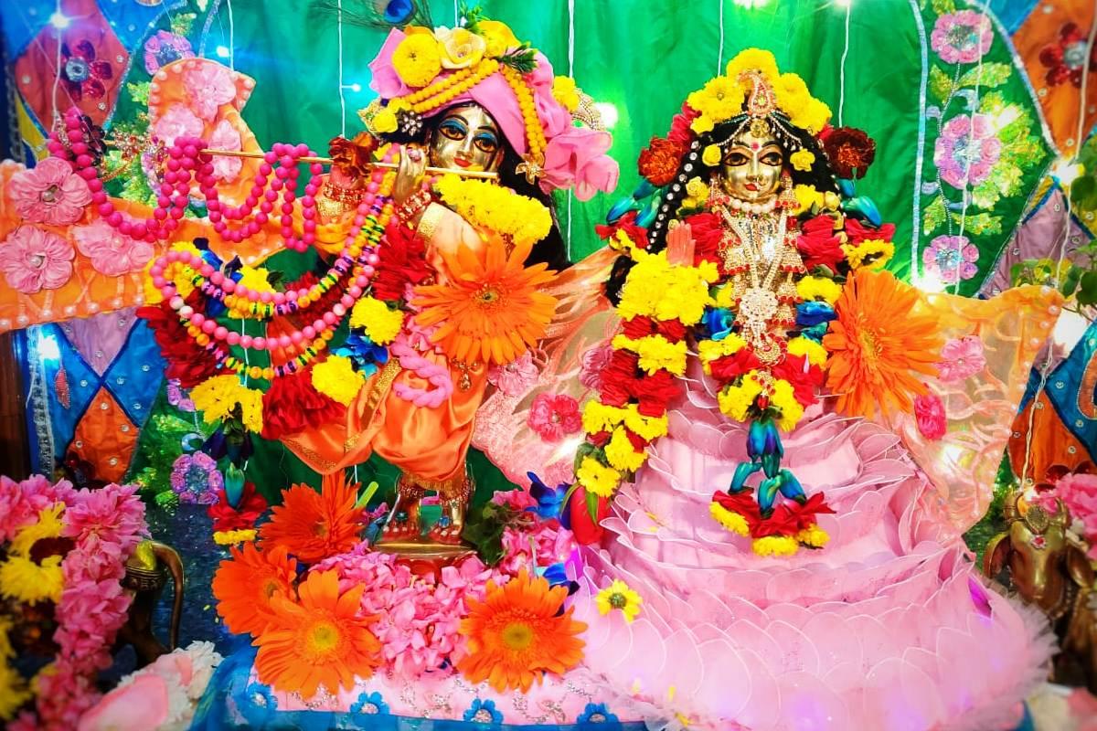 ISKCON Dwarka, Krishna, ISKCON, Dwarka