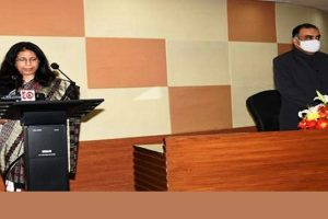 CIC administers oath of office to three new Information Commissioners
