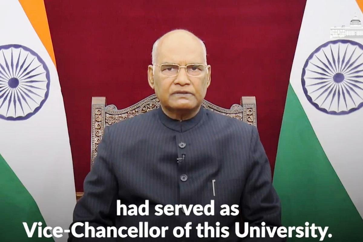 JNU, India, Jawaharlal Nehru University, Ram Nath Kovind, Covid-19, NEP