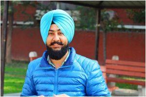 Jobanjit Singh utilised the pandemic to enhance his online presence