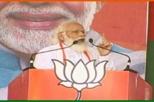 PM Modi says people of Bihar prefer politics of 'good governance'