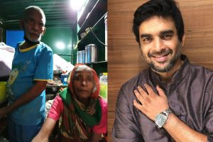 R Madhavan reacts to Baba Ka Dhaba cheating allegation