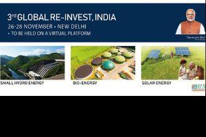PM Modi to inaugurate REINVEST- 2020 on 26 November