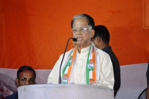 Former Assam CM Tarun Gogoi passes away after long battle with post-Covid complications
