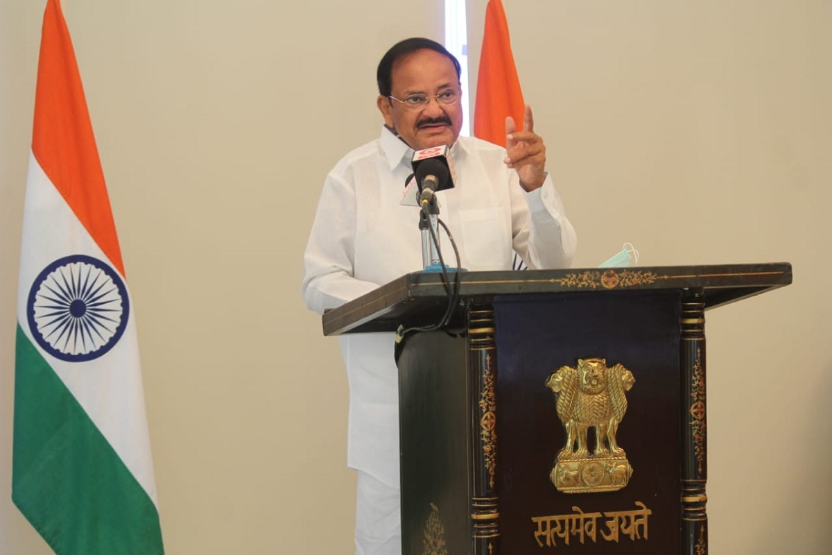 India, Vishwa Guru, M Venkaiah Naidu, Venkaiah Naidu, New Education Policy, NEP