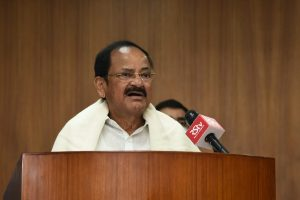 Avoid sensationalism, don't mix news with views: Vice President Naidu to Indian media