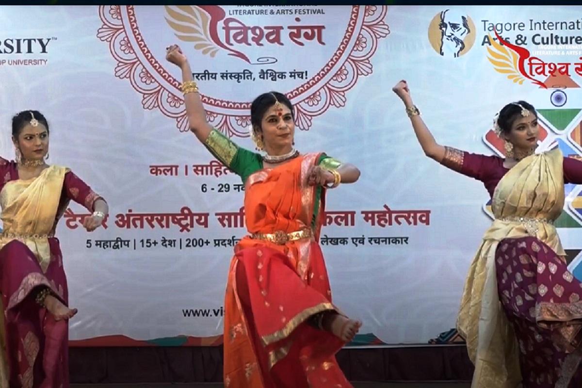 Vishwarang 2020, Sudha Menon, Raghuveer Yadav, Malini Awasthi, Piyush Mishra, Tigmanshu Dhulia, Kshama Malviya, Rahat Indori
