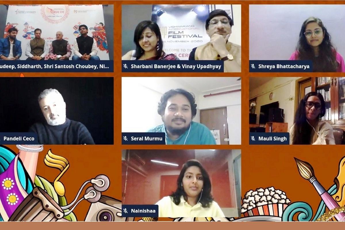 Pirana, Vishwarang International Film Festival, VIFF 2020, Vishwarang 2020, Shreya Bhattacharya