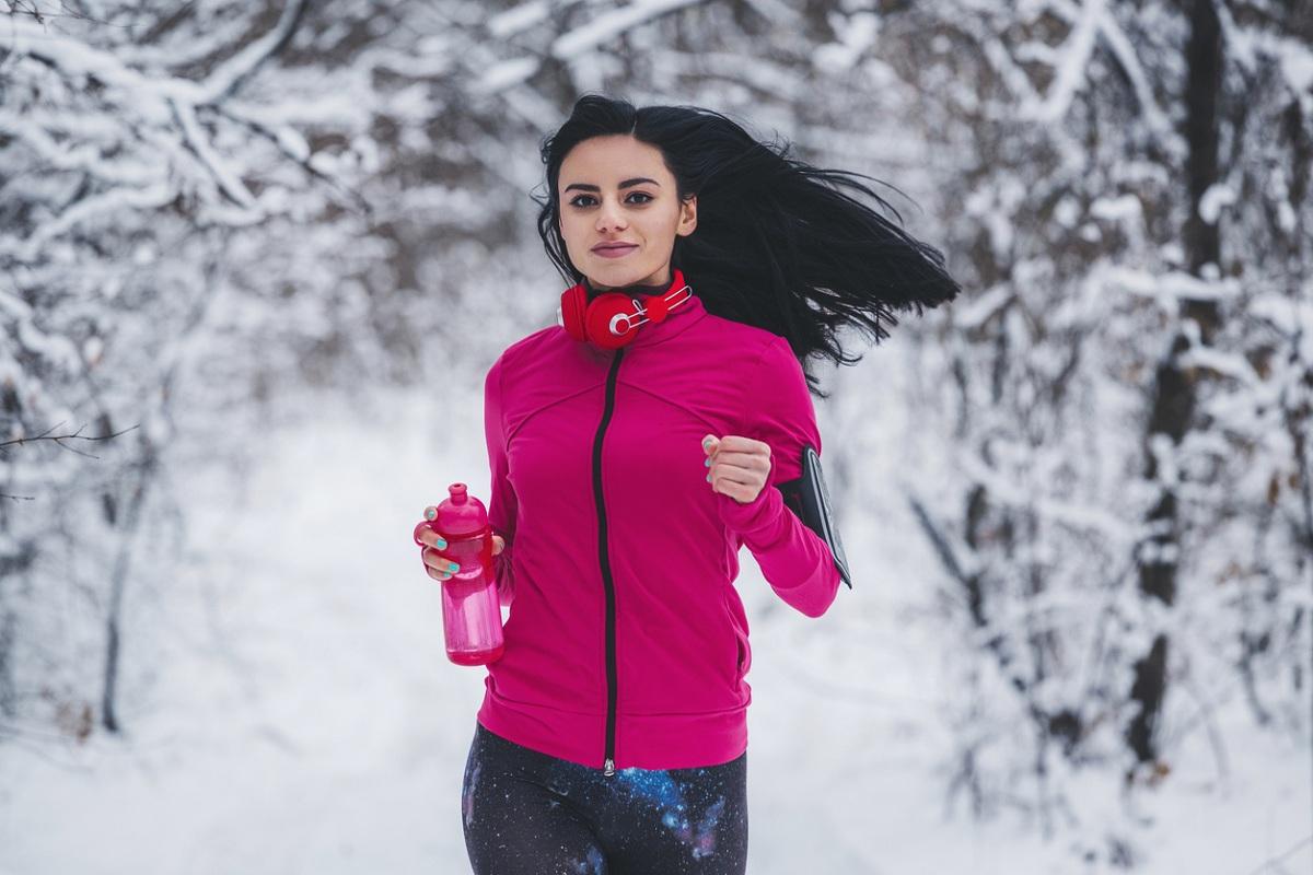 fitness, winter, winter workout, footwear