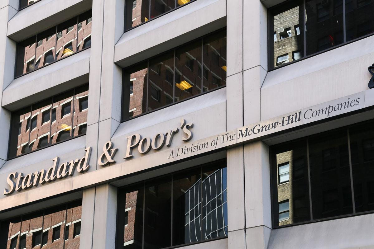 S&P Global Ratings, Reserve Bank of India, Lakshmi Vilas Bank, DBS Bank India Ltd