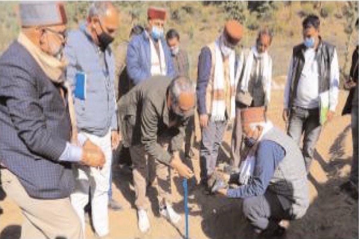 Lahaul Spiti district, heeng, Himachal Pradesh government,
