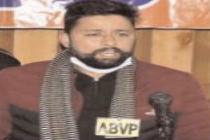 ABVP warns Himachal govt of protests if demands not met