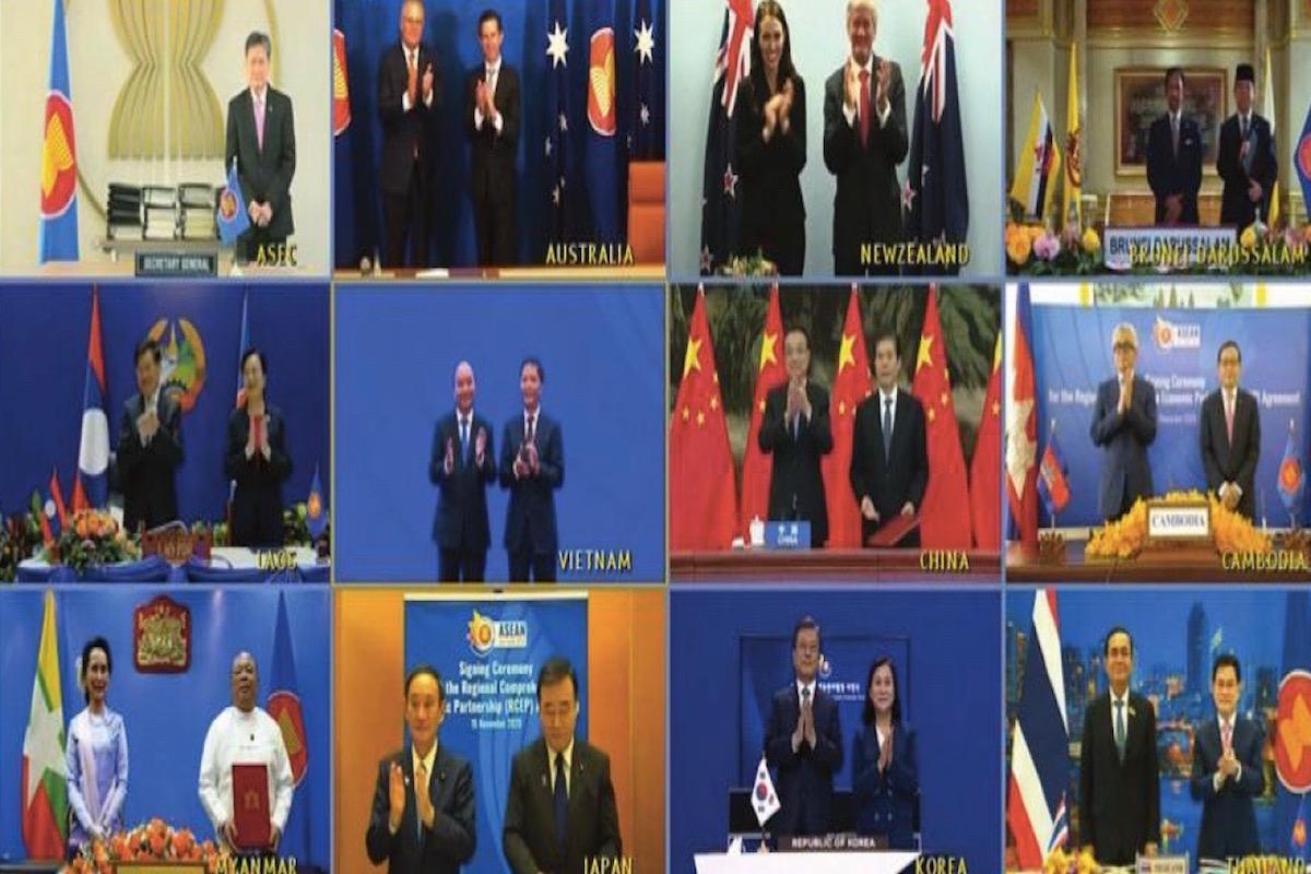 Regional Comprehensive Economic Partnership (RCEP), GDP, economic partnership, India, Chinese goods,