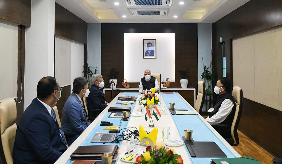 PM Modi, vaccine Review, Zydus, Gujarat