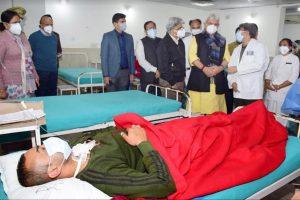 4 Pakistani suicide terrorists killed near strategic Army formation