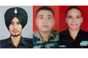 3 soldiers martyred as Pakistan troops resort to unprovoked shelling along LoC