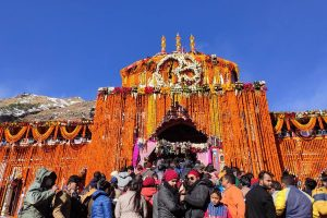 Badrinath closed for winter break