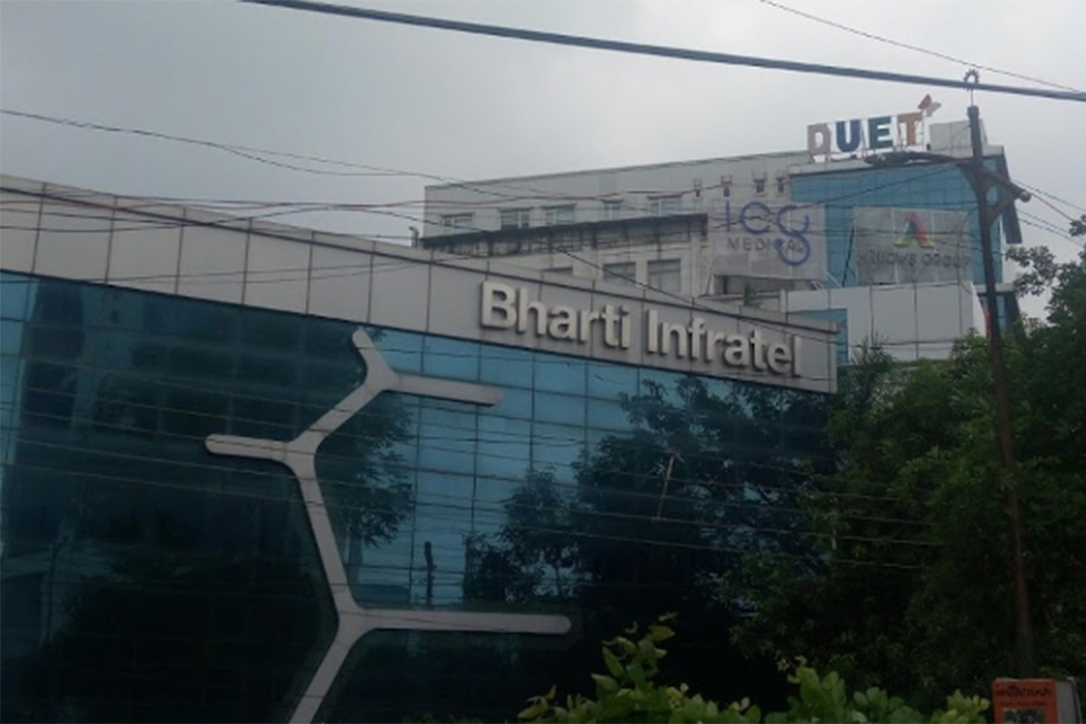 Bharti Infratel, Indus Towers, Vodafone Group