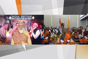 India stands solidly with Bhutan, meeting its requirements will always be top priority:  PM Modi