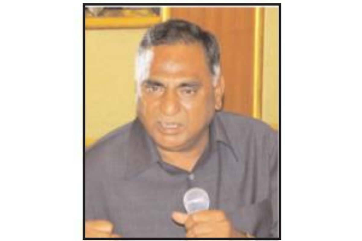 BJP, Central Vigilance Commissioner, Ramvir Singh Bidhuri