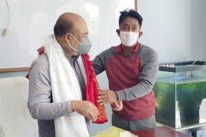 Manipur Chief Minister N Biren Singh tests positive for coronavirus