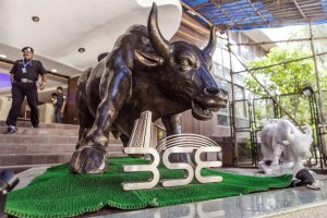 Sensex conquers 43,000-mark for first time; Nifty ends at 12,600