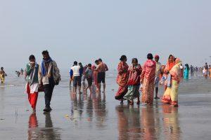 Drones may spray sanitisers on Gangasagar pilgrims