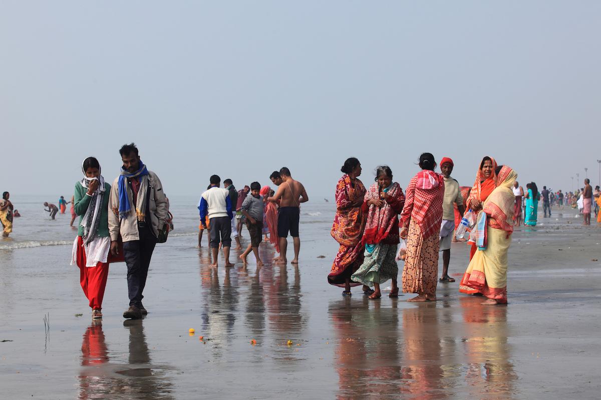 Ganga Sagar mela, e-snan, e-darshan,