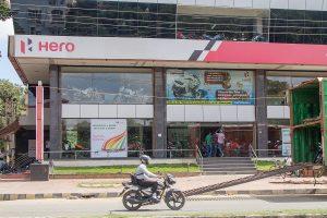 Two-wheeler major Hero MotoCorp posts 'highest-ever' sales in October