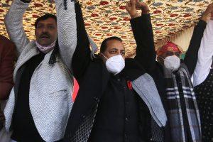 Kashmir ushering in new dawn of democracy: Jitendra Singh