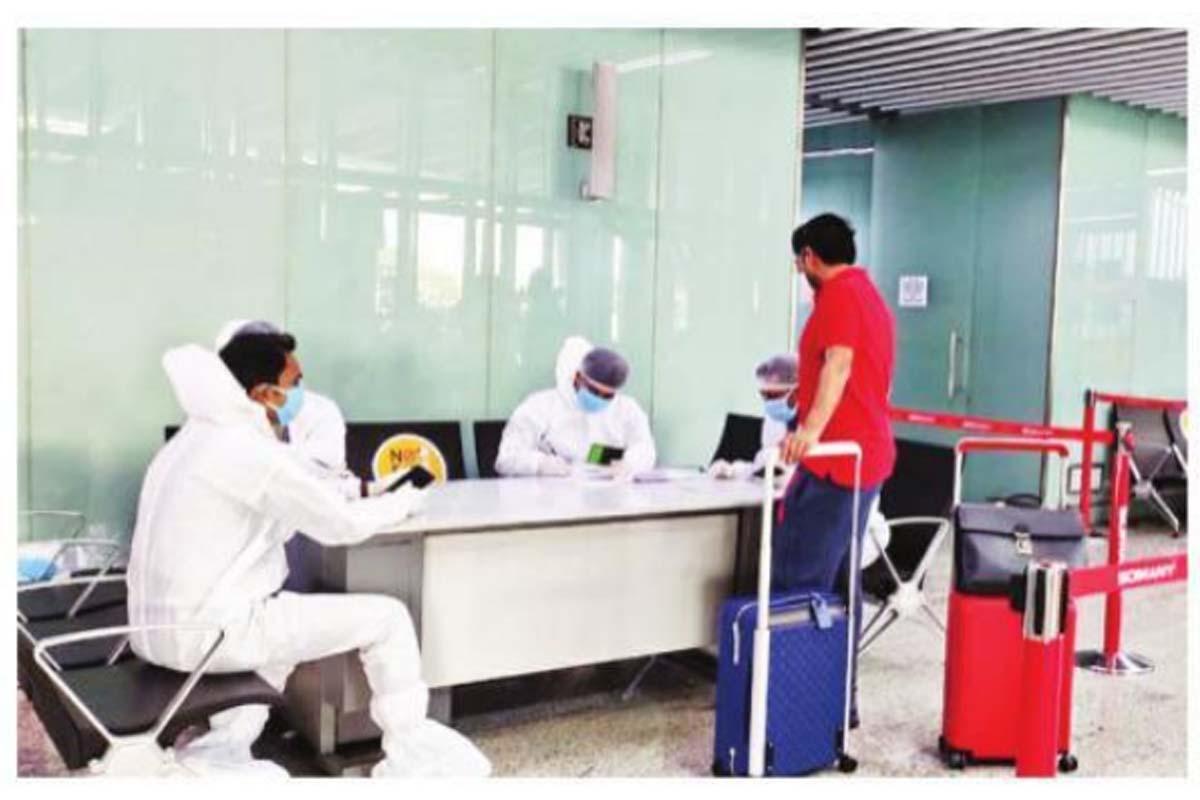 Kolkata airport, carbon emission