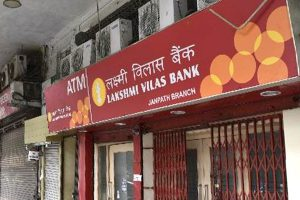 Lakshmi Vilas Bank's shares plunge 6% on Q2 loss