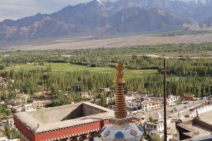 Cold desert region Ladakh being made organic, carbon-free: LG Mathur