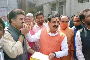 State government soon to bring in law against love jihad: Madhya Pradesh Home Minister