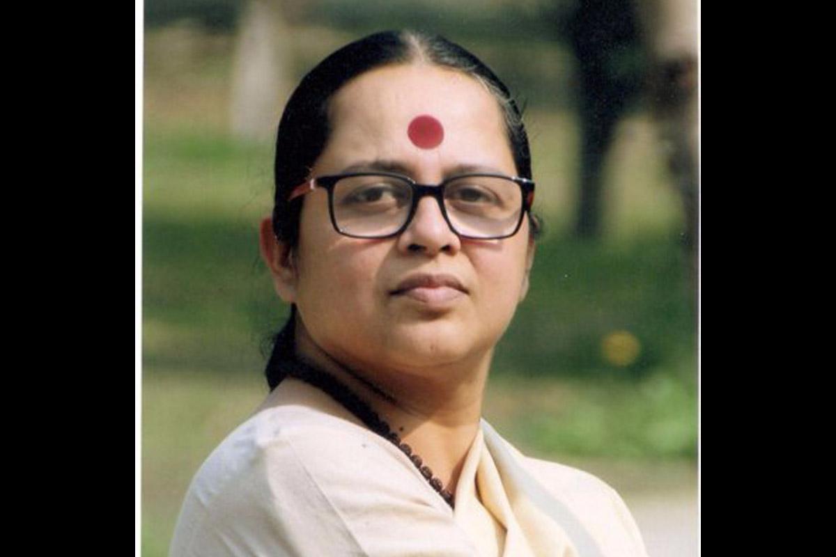 BJP leader, Shreerupa Mitra Choudhury, love jihad