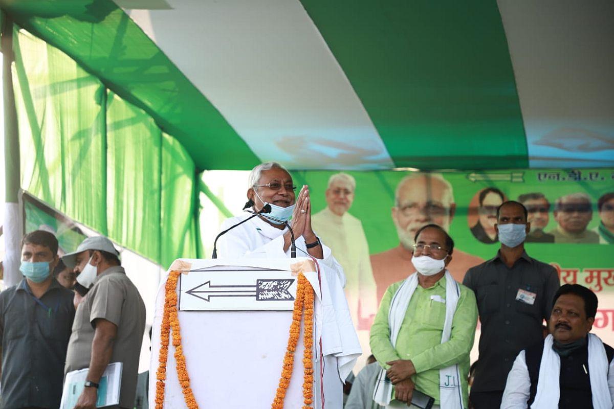 Bihar Chief Minister Nitish Kumar, Janta Dal United (JDU), Bihar elections 2020, Bharatiya Janata Party (BJP),