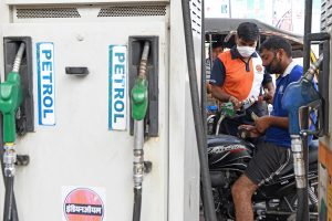 Petrol, diesel prices raised for eighth time in nine days