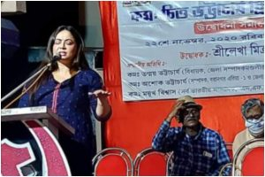 'Does it feel so? Let it be so then': Sreelekha Mitra on rumours about joining CPIM