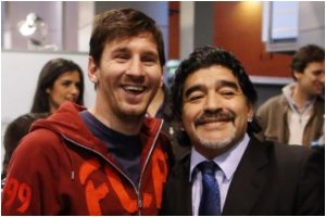 Tributes pour in for Diego Maradona as Pele, Lionel Messi, Cristiano Ronaldo mourn