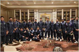 Team India leave for Australia directly from Dubai in 'new normal' avatar