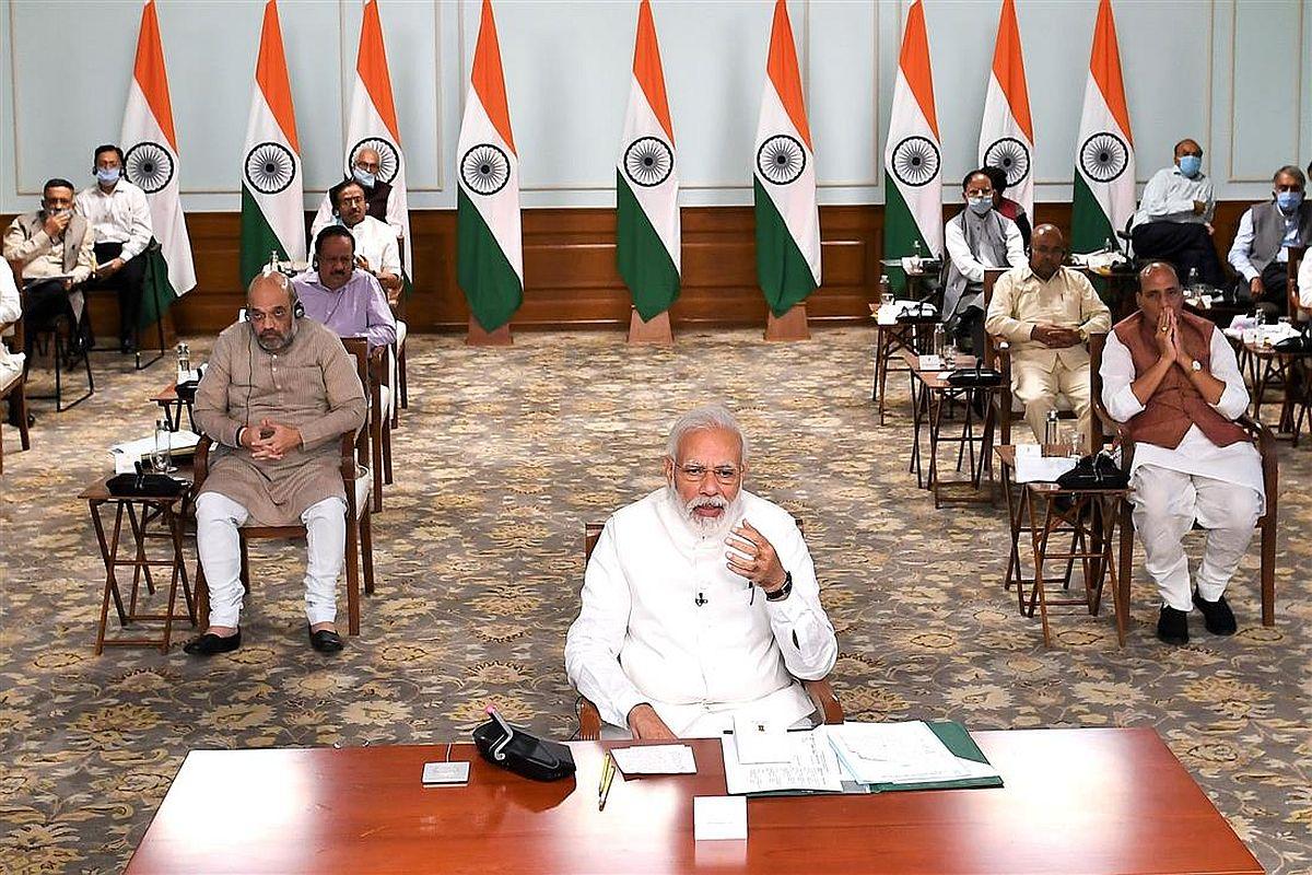 Narendra Modi, PM Modi, COVID-19, coronavirus, coronavirus situation, Covid, all-party meeting