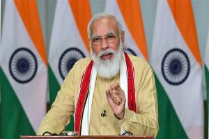 India has set target of cutting carbon footprint by 30-35%: PM Modi
